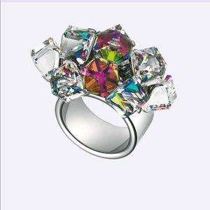 Swatch Bijoux Love Explosion Ring Size 7